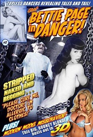Bettie Page In Danger # 2 Peter Pants