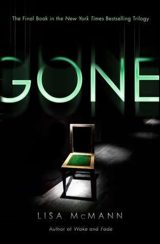 Gone (Dream Catcher #3) Lisa McMann
