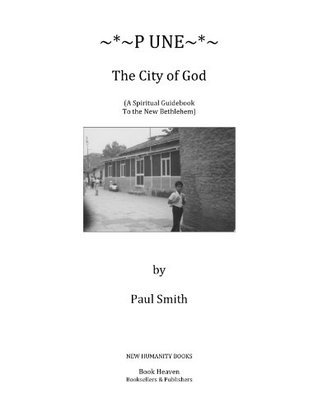 PUNE: THE CITY OF GOD Paul   Smith