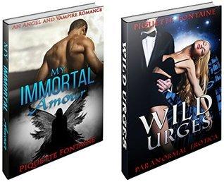 Erotic Paranormal Romance Bundle #1: My Immortal Amour and Wild Urges (Erotic Paranormal Romance Bundle, Paranormal Romance Box Sets, Paranormal Romance Boxed Set, Erotic Romance Bu) Ruby City Books