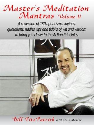 Masters Meditation Mantras - Volume 2  by  Bill Fitzpatrick