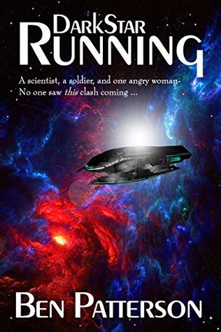 DarkStar Running (Living on the Run Book 2) Ben Patterson