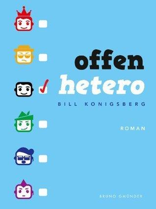 Offen hetero Bill Konigsberg