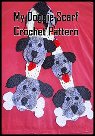 My Doggie Scarf Crochet Pattern  by  Sharon Santorum