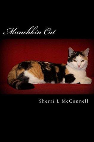 Munchkin Cat  by  Sherri McConnell