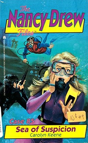 Sea of Suspicion (Nancy Drew Files Book 85)  by  Carolyn Keene