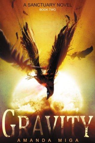 Gravity (Sanctuary Book 2)  by  Amanda Miga