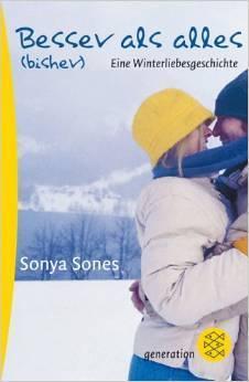 Besser als alles  by  Sonya Sones