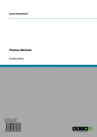 Thomas Müntzer  by  Anonym