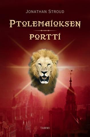 Ptolemaioksen portti (Bartimaeus, #3)  by  Jonathan Stroud
