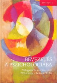 Bevezetés a pszichológiába Boross Ottilia