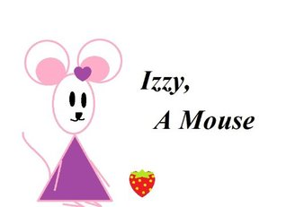 Izzy, a Mouse  by  Amy Anderson