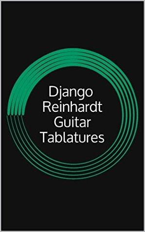 Django Reinhardt Guitar Tablatures  by  Jason Lee