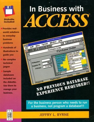 In Business with Access Jeffry Byrne