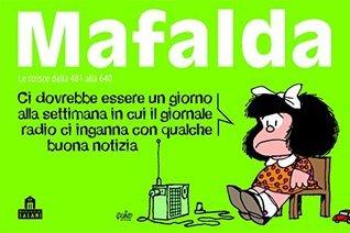 Mafalda Volume 4: Le strisce dalla 481 alla 640 Quino