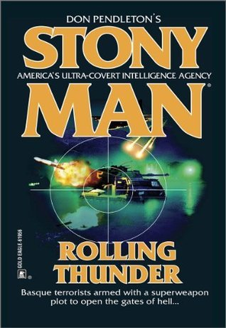 Rolling Thunder  by  Don Pendleton