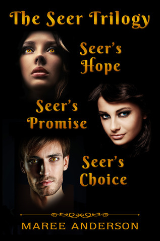 The Seer Trilogy Bundle Maree Anderson