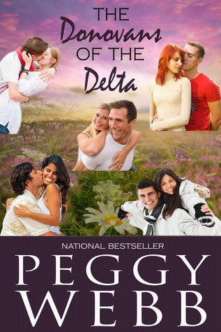 Donovan's of the Delta Boxed Set (Books 1 – 5) Peggy Webb