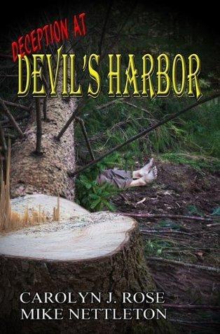 Deception at Devils Harbor (Devils Harbor Mysteries Book 2)  by  Carolyn J. Rose
