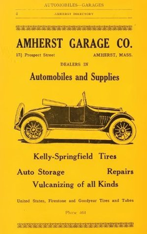 Amherst, Hadley, Hatfield, Massachusetts directory (1923)  by  H.A. Manning Co Greenfield MA
