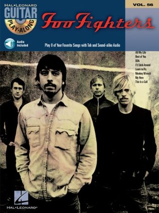 Foo Fighters Songbook: Guitar Play-Along Volume 56  by  Foo Fighters