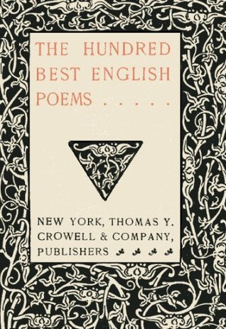 The Hundred Best English Poems [Illustrated]  by  Adam Gowans
