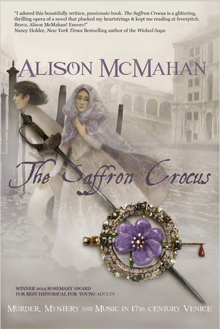 The Saffron Crocus  by  Alison McMahan