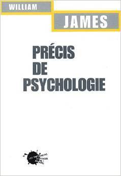 Précis de psychologie  by  William James