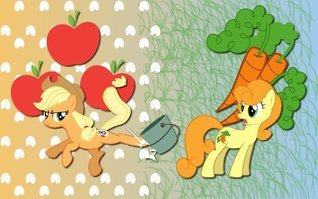 Carrot Top Season  by  GrassAndClouds2