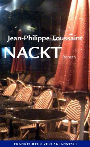 Nackt Jean-Philippe Toussaint