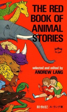 Red Book of Animal Stories (Tut Books. L)  by  Andrew Lang