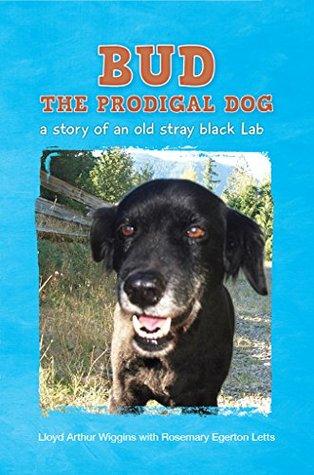 Bud The Prodigal Dog: a story of an old stray black Lab  by  Lloyd Wiggins