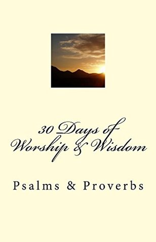 Psalms & Proverbs James Snyder