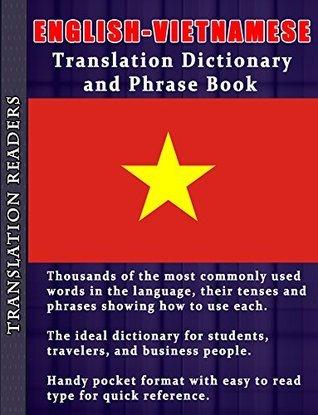 English - Vietnamese Translation Dictionary and Phrasebook Translation Readers