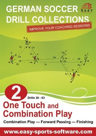 Combination Play - Forward Passing - Finishing (German Soccer Drill Collections Book 2)  by  Peter Schreiner