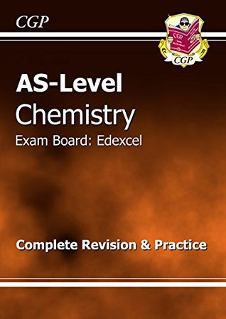 AS-Level Chemistry Edexcel Complete Revision & Practice CGP Books