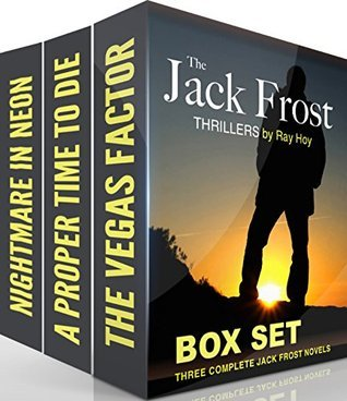 The Jack Frost Thrillers - Box Set: Three complete Jack Frost Novels Ray Hoy