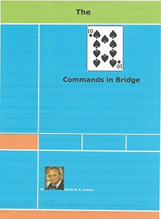 The 10 Commanda in Bridge David Kanner