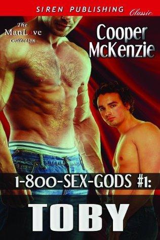 1-800-SEX-GODS #1: Toby  by  Cooper McKenzie