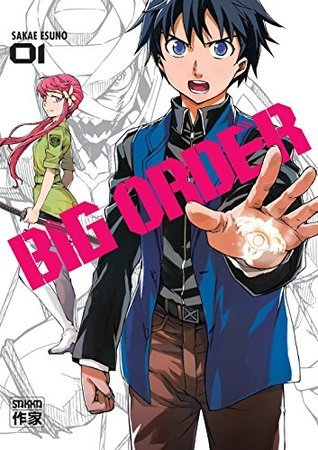 Big Order - Tome 1  by  Sakae Esuno