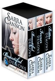 Beautiful Demons Box Set, Books 1-3 Sarra Cannon