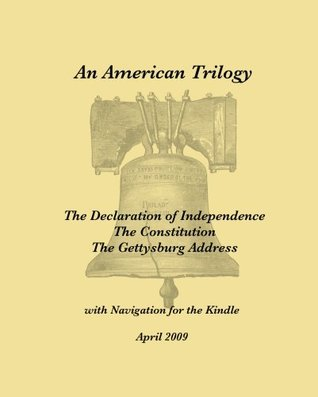 An American Trilogy (American Heritage Book 2)  by  Thomas Jefferson