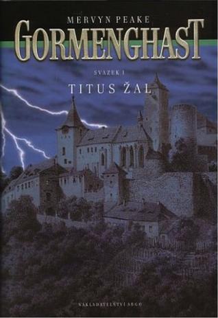Titus Žal  by  Mervyn Peake