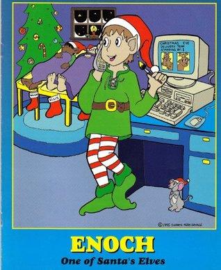 Enoch, One of Santas Elves (Sams Little Books Book 1) Claire Oliver