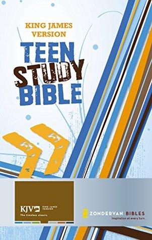King James Version Teen Study Bible  by  Lawrence O. Richards
