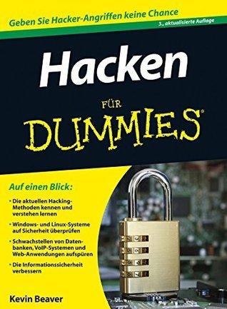 Hacken für Dummies  by  Kevin Beaver