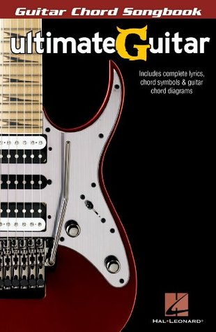 Ultimate-Guitar - Guitar Chord Songbook  by  Hal Leonard Publishing Company