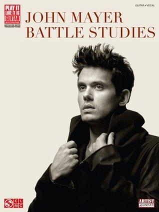 John Mayer - Battle Studies Songbook John Mayer