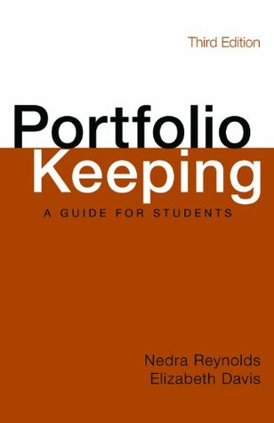 Portfolio Keeping  by  Elizabeth  Davis