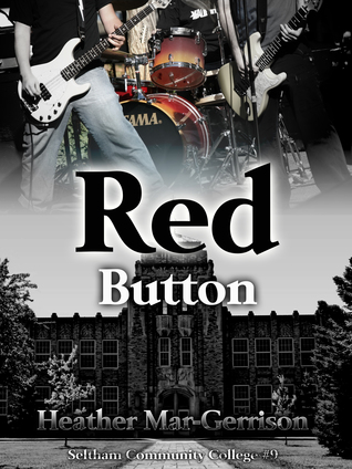Red Button  by  Heather Mar-Gerrison